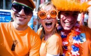 Queen's Day will be King's Day!