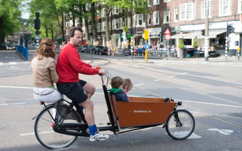 Amsterdam: cycling capital of the world