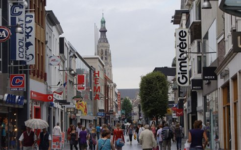 Shopping in Breda