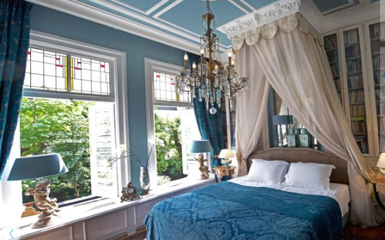 bed and breakfast in amsterdam. Black Bedroom Furniture Sets. Home Design Ideas