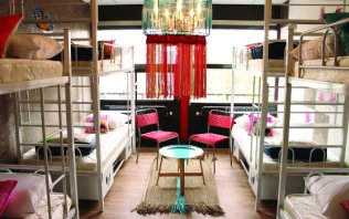 Hostels in Amsterdam