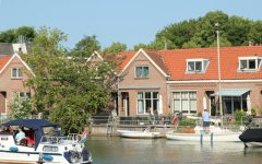 Holiday home Dutch Waterside