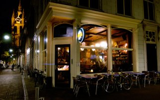 Nightlife in Delft