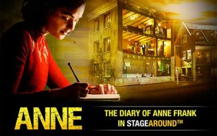 ANNE en el Theater Amsterdam