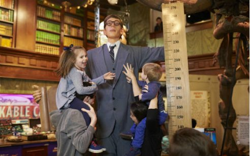Nuovo: Ripley's Believe It or Not!