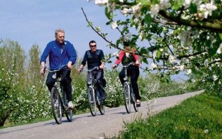 Cyclotourisme en Hollande