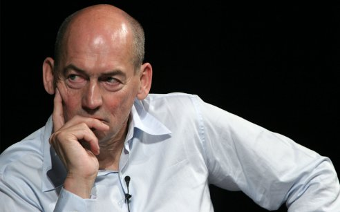 Rem Koolhaas en Hollande