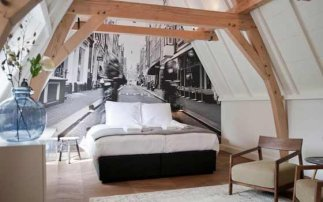 Best reviewed hotels in Amsterdam
