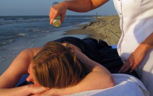 massage strand spa halland