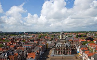 A Day in Delft