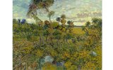 Van Gogh Museum discovers new painting by Vincent Van Gogh: Sunset at Montmajour