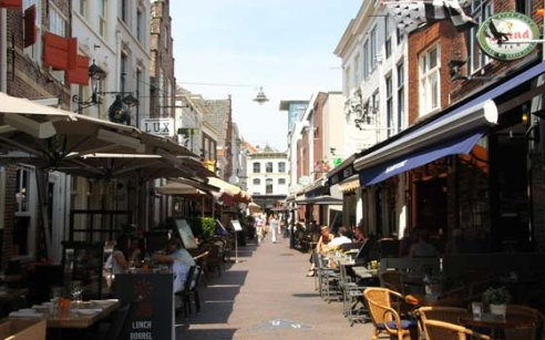 5x restaurants in Den Bosch