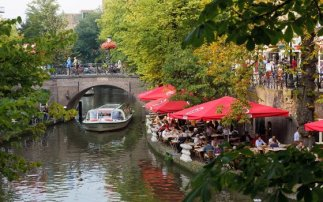 Boat excursions in Utrecht