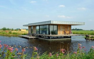 Watervilla de Roerdomp