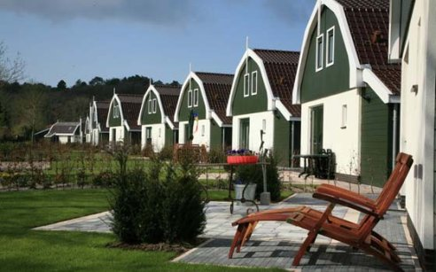 Accommodations in North Holland