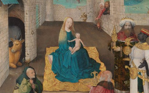 Bosch painting returns home