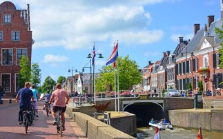 Cycling holiday: Frisian Eleven Cities Tour