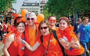 King's Day: the best places in Holland
