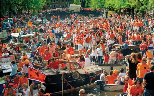 Why and how do we celebrate King's Day?