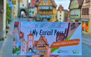 Discover Holland and Europe by Eurail