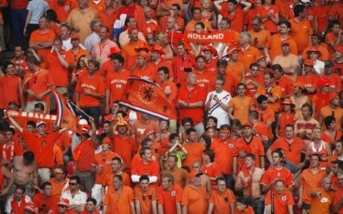 Holland voetballand