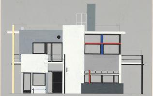 Trace the roots of De Stijl