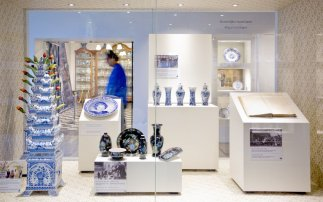 Discover the world of Delft Blue!