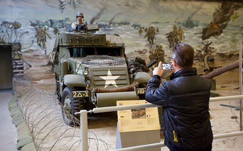 War museums in Zeeland and Brabant