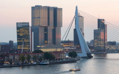 Why meet in Rotterdam