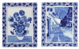 Royal Delft homenajea a Van Gogh