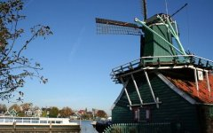 Visit the old windmills, authentic houses and unique museums.