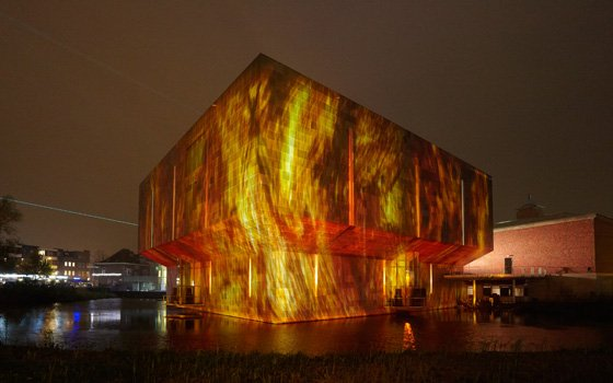 GLOW Eindhoven Xavier de Richemont photo by Claus Langer