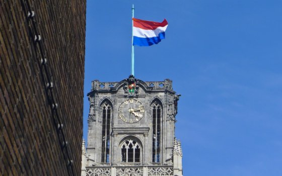 Dutch Flag Copyright Heather Tucker