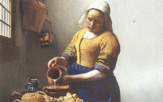 Johannes Vermeer - Dutch painters - Holland.com