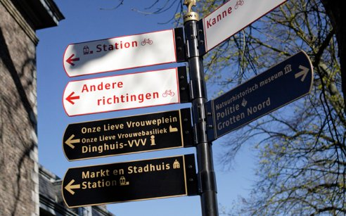 Accessibility of Maastricht