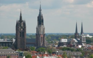 The New Church of Delft