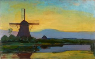 The Discovery of Mondrian in The Hague