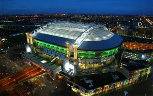 Top 3 sport venues in Amsterdam