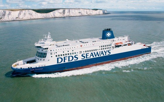 DFDS Seaways ferry Dover-France