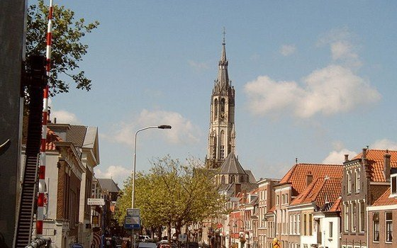 The New Church in Delft