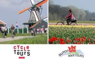 The cycling holiday experts at Holland.com