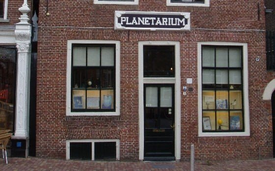 Planetarium in Friesland