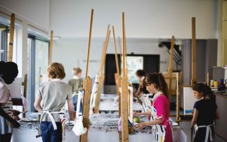 Workshops im Museum