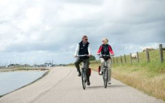 Sail & bike sur l'IJssel