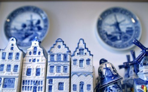 Day trip Delft & The Hague by train