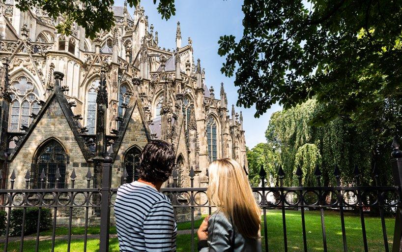 Why meet in 's-Hertogenbosch - Holland.com