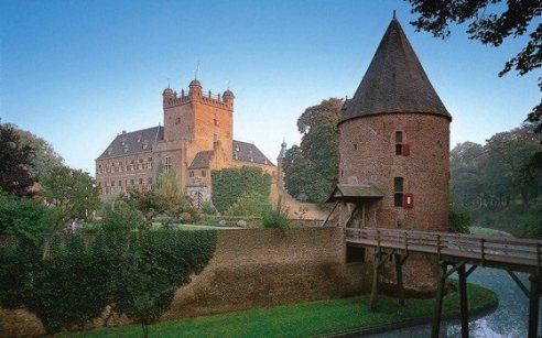 Spend a night with royal splendour in a castle