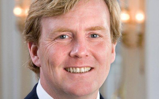 King willem alexander for Alexander holland
