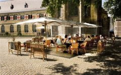 Cafés and terraces in Maastricht