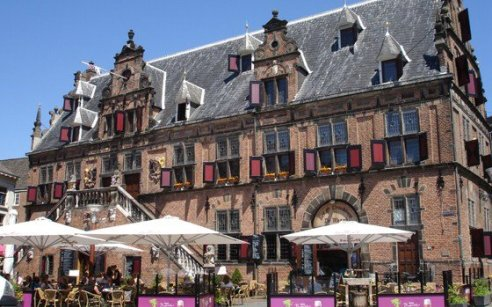 5x restaurants in Nijmegen